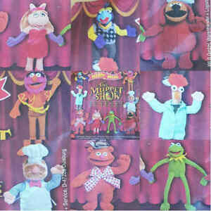McDonalds-Happy-Meal-Toy-2002-The-Muppets-TV-Show-Toys-Various-Characters