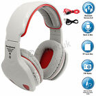 Wireless Bluetooth 4.2 Headset Stereo LED Headphones Built In MIC FM Call Mobile