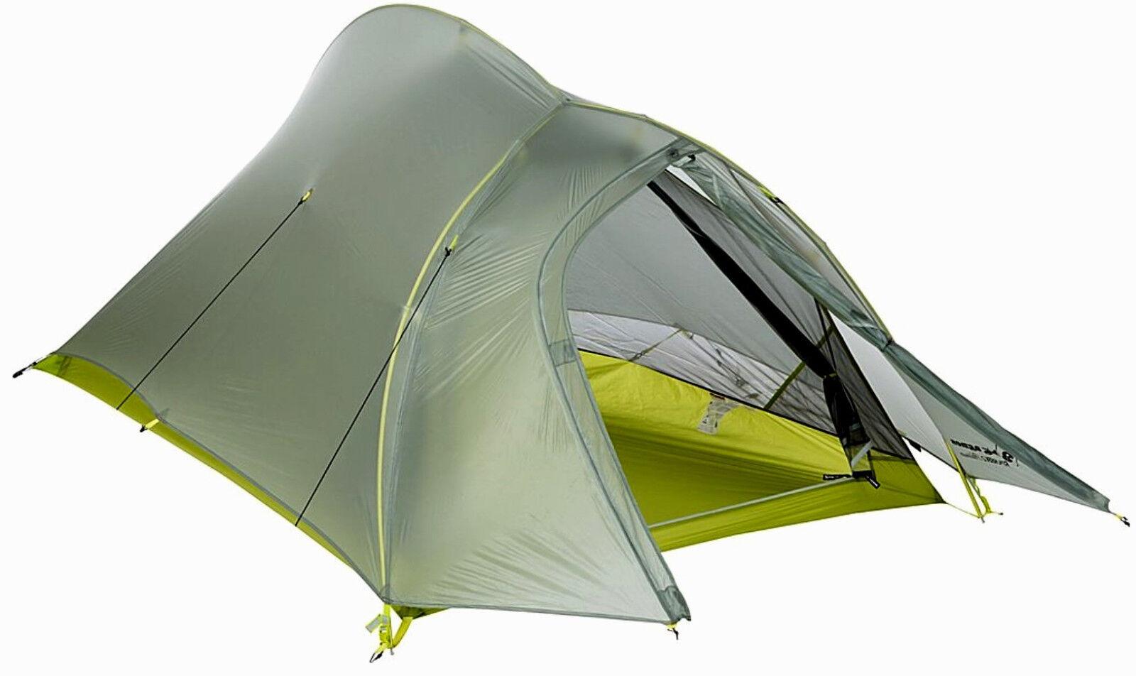 New Agnes Fly Creek PLATINUM UL 2 Person ultra-light Tent (2