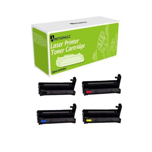New Compatible 42126601-42126604 Drum Cartridge For Okidata C5100 C5100n