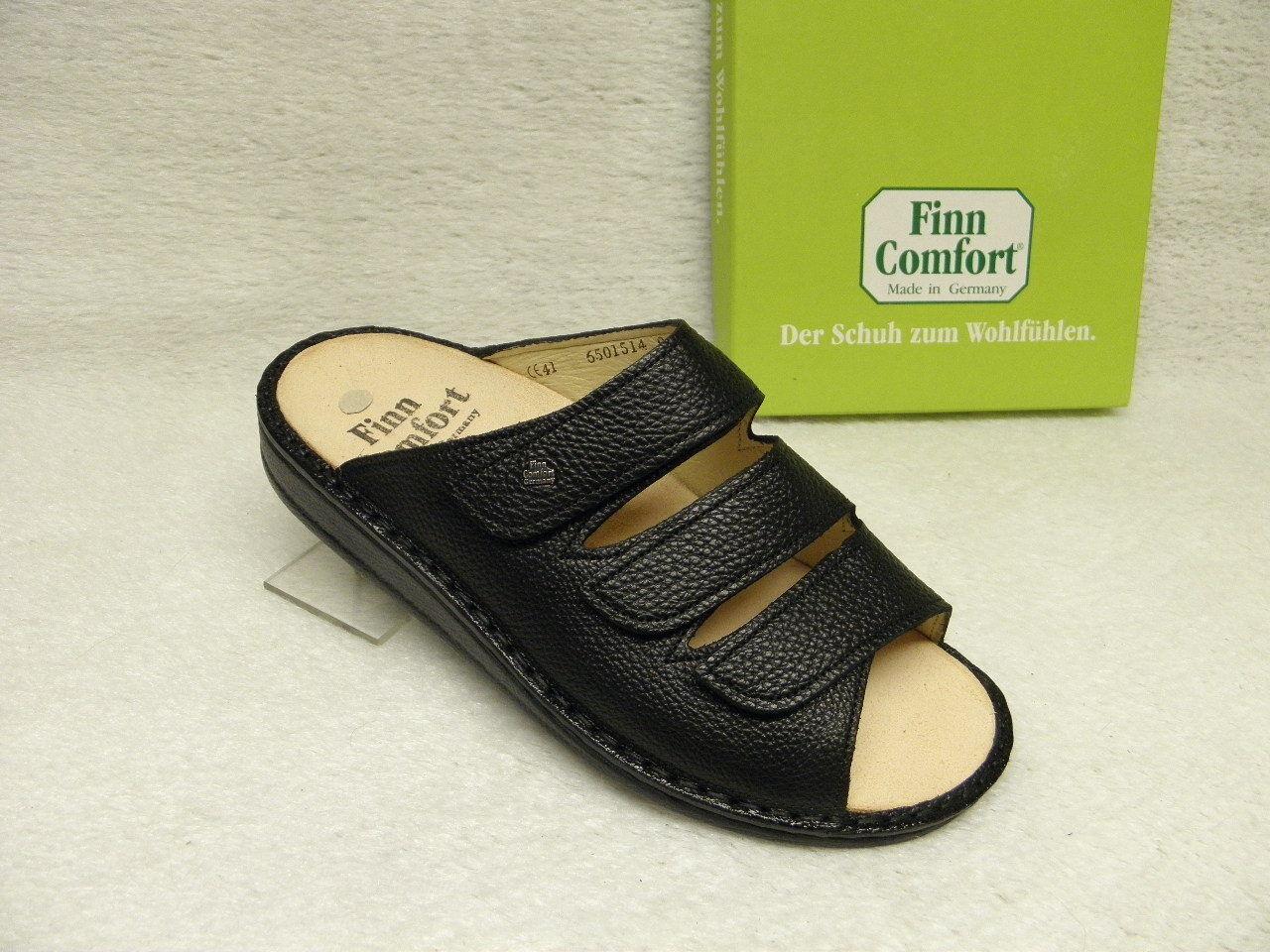 Finn Comfort® reduziert,  bisher  99,95   Korfu + gratis Premium-Socken (FC13)