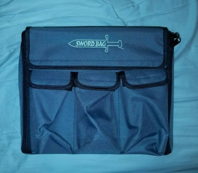Battle Foam Sword Bag With Standard Load Out For Sale Online Ebay Don't always throw away the spare pieces from the pluck foam right away! ebay