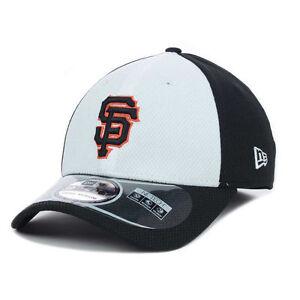 8d160ae52a7d40 San Francisco Giants New Era MLB Diamond White Front 39THIRTY ...