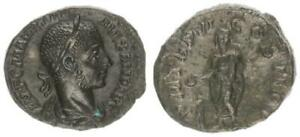 La Fourniture Denier 222-235 Antique/romain Kaiserzeit/severus Alexander Vz/ss-afficher Le Titre D'origine Soulager Le Rhumatisme Et Le Froid