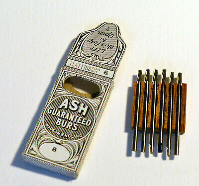 Busch Round Burs 0.6mm 6PACK
