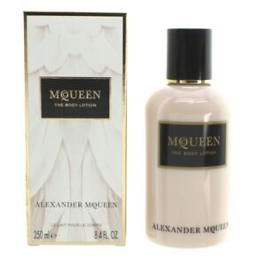 Alexander Mcqueen Mcqueen The Body Lotion 250ml For Her Brand New