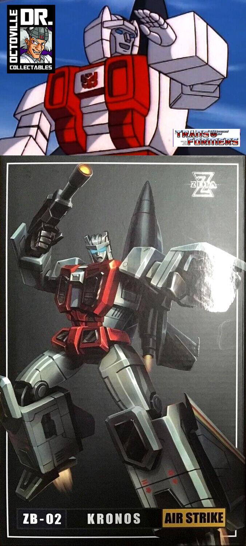 auténtico Transformers obra maestra maestra maestra Zeta Juguetes ZB-02 Kronus ataque aéreo MP RAID DEL AIRE NUEVO  100% precio garantizado