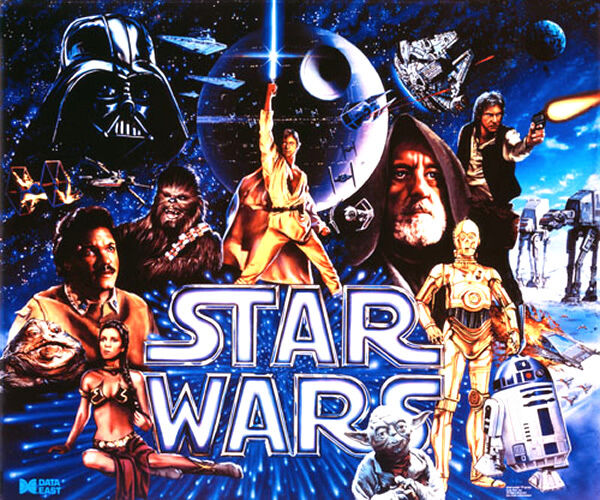 Star Wars Complet Éclairage Led Kit Personnalisé Super Brillant Flipper Kit Led