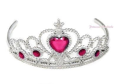 Fairy Princess Cinderella Tiara Headband Sparkle Crowns
