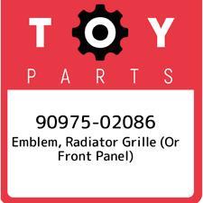 2007-2011 Avalon Front Grille Emblem 75311-07020 Genuine Toyota OEM