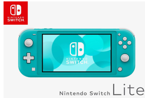 NINTENDO CONSOLE SWITCH LITE COLORE TURCHESE