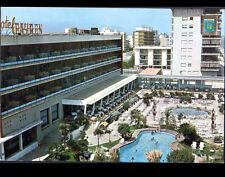 GANDIA (ESPAGNE) PISCINE animée de l'HOTEL BAYREN en 1976