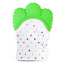 thumbnail 4 - New UK Baby Silicone Teething Mitten Glove Soft Candy Wrapper Teether BPA Free