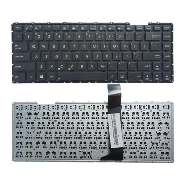 Keyboard for Asus X301 AEXJ6U00010 0KNB0-3103US00 MP-11N53US-920 Black