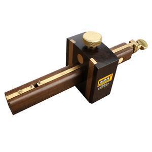 Woodwork-Brass-Mortice-Scribe-Marking-Gauge-Measuring-Tool-Professional