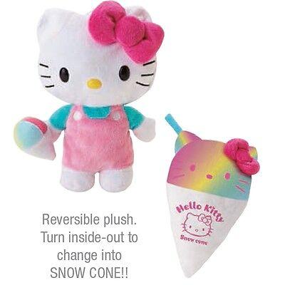 Hello Kitty Sanrio lunch cloth Reversible large size Japan Kawaii Free Shipping
