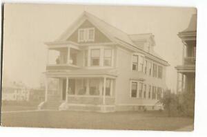 RPPC-Postcard-House-Milton-MA