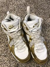 promo code d0022 ecf3b item 3 Nike Air Raid Metallic Gold White Pre-Owned Sz 10.5 642330-700 Men s  Shoes -Nike Air Raid Metallic Gold White Pre-Owned Sz 10.5 642330-700 Men s  ...