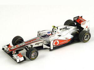 Spark-Model-1-43-S3023-Vodafone-McLaren-MP4-26-4-Chinese-GP-2011-J-Button-NEW