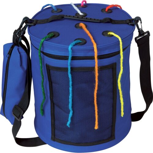 Pacon Carrying Case [Tote] for Yarn - Blue (pac-0000875) (pac0000875)