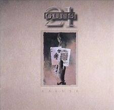 Salute 21 Guns (CD, 1992) RCA/BMG 61017-2  Thin Lizzy