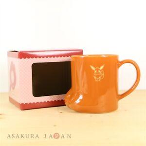 Pokemon-Center-Original-colas-amp-Patas-Serie-Eevee-Pata-Taza-Taza-de-ceramica-Japon