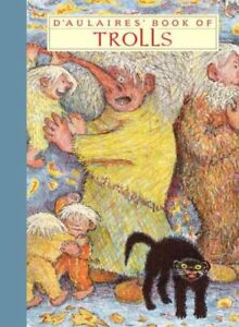 D-039-Aulaires-039-Book-of-Trolls-Hardcover-by-D-039-Aulaire-Ingri-D-039-Aulaire-Edgar-P