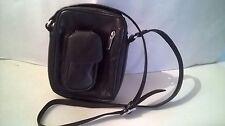 Petit sac standing à bandoulière NEUF, cuir vachette pleine fleur, made in Spain
