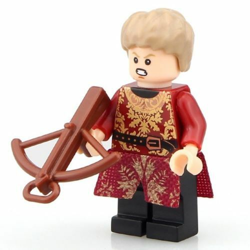 Game of Thrones minifigure rare figurine edition for custom Lego Mini