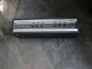 1969 Jennings (post Vox)JEI J100 amplifier