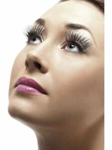 Smiffys-Eyelashes-Silver-Holographic-Contains-Glue-Female-One-Size