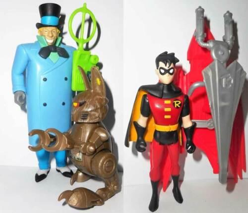 CRIME SOLVER ROBIN LOOSE COMPLETE The New Batman Adventures U CHOOSE MAD HATTER