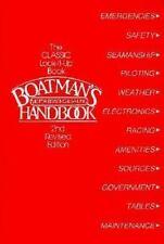 Boatman's Handbook ~ Motor Boating & Sailing ~ The Classic Look-It-Up Book