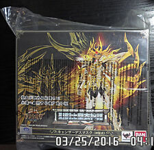 2016 Saint Seiya Myth EX Cancer Deathmask God Cloth Soul of Gold Chogokin NY