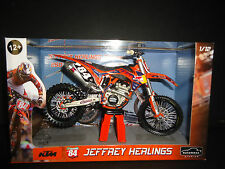 Automaxx KTM 250 SX-F 2013 Jeffrey Herlings #84 Red Bull 1/12