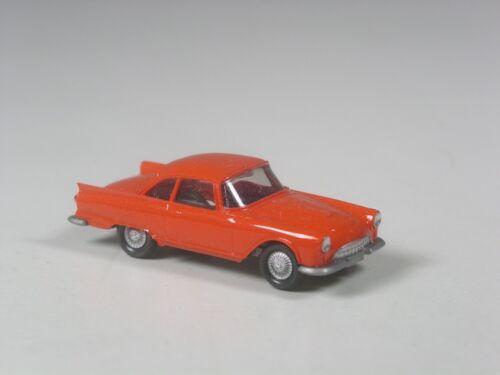 Wiking Spécial Modèle DKW SP 1000 Spécial Orange NEUF