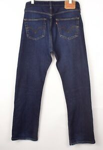 Levi's Strauss & Co Hommes 501 Jeans Jambe Droite Taille W36 L32 BDZ1129