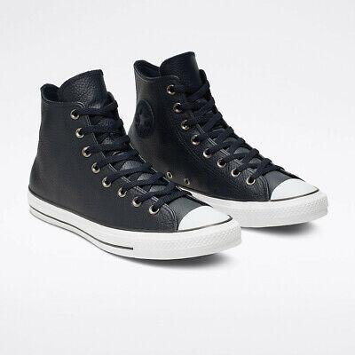 Converse Mens CTAS Hi Leather 165189C