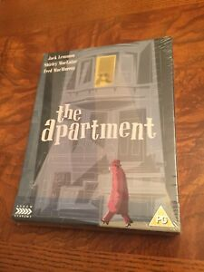 Image Is Loading The Apartment Blu Ray Arrow Films Uk Region