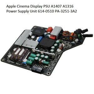 Power-Supply-Board-For-APPLE-27-034-Cinema-Display-A1407-614-0487-PA-3251-3A-250W