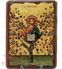 ICON THE 12 APOSTLES OR REAL LOZA ИКОНА 12 АПОСТОЛОВ  ЛОЗА ИСТИННАЯ