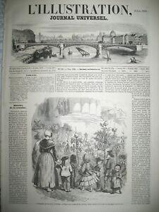 526-RAMEAUX-A-TOULON-NORMANDIE-PALERME-ILE-DE-JAVA-NAUFRAGES-L-039-ILLUSTRATION-1853