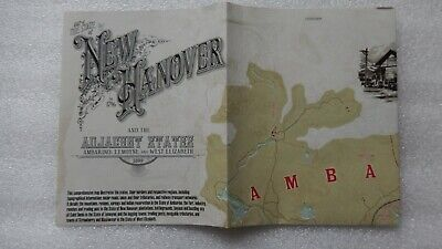 Red Dead Redemption 2 Map Poster Of New Hanover And New Austin Ps4 Xbox One Pc Ebay