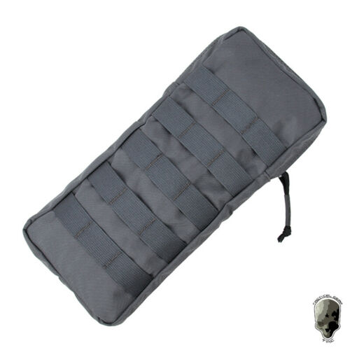 TMC Tactical CP 330 Hydration Pouch MOLLE Water Bag For Plate Carrier Vest Gear