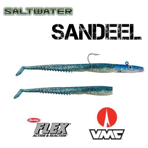 VMC Darting Jig Head 125g 8//0          2+1 Berkley Flex Sandaal Sardine