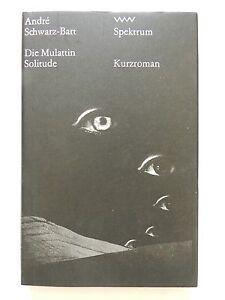 Die-Mulattin-Solitude-Andre-Schwarz-Bart-Volk-und-Welt-Verlag