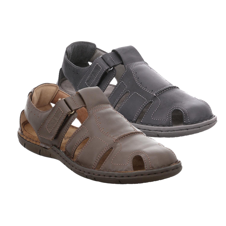 Josef Seibel 43215-84 Paul 15 caballero zapatos sandalias Slipper
