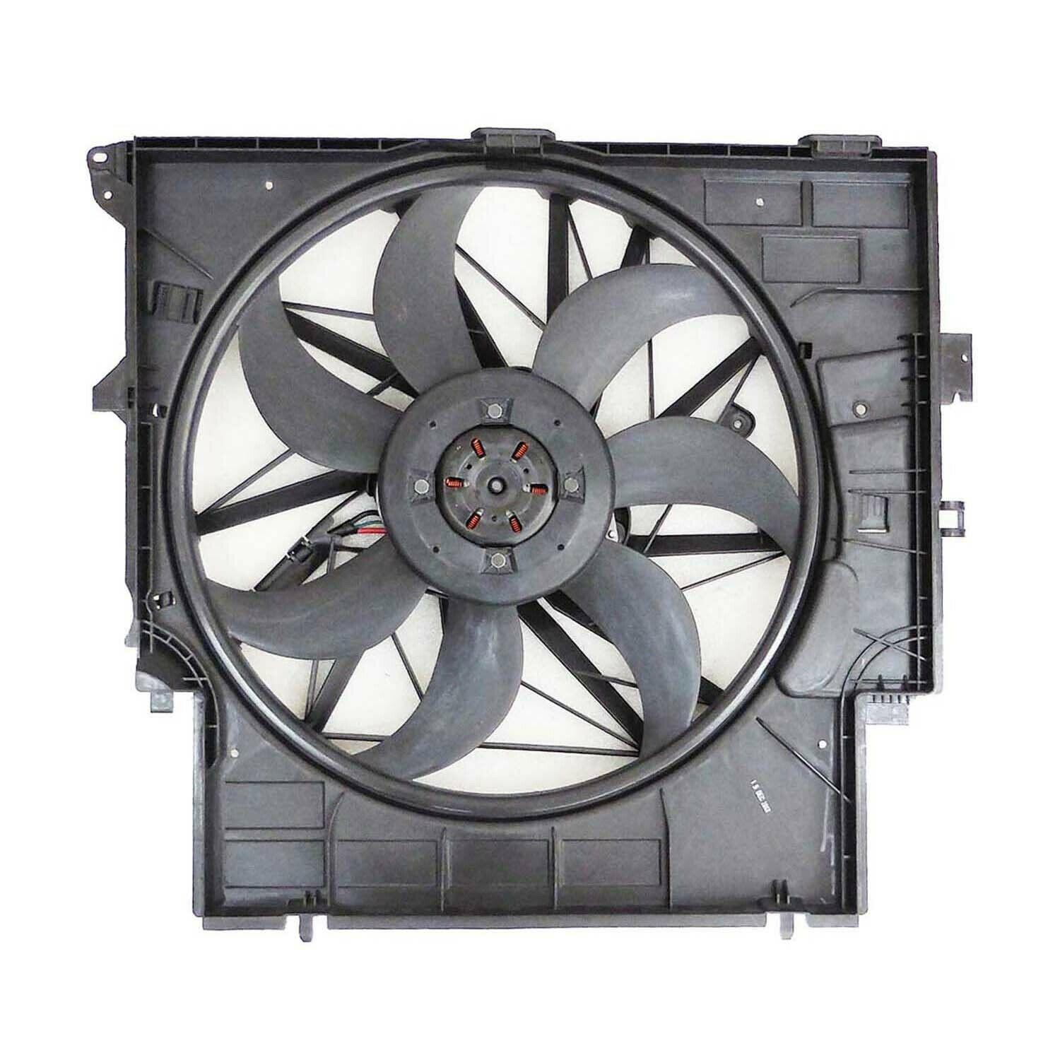 BM3115114 COOLING FAN ASSEMBLY FITS BMW X3 2011 2017 X4