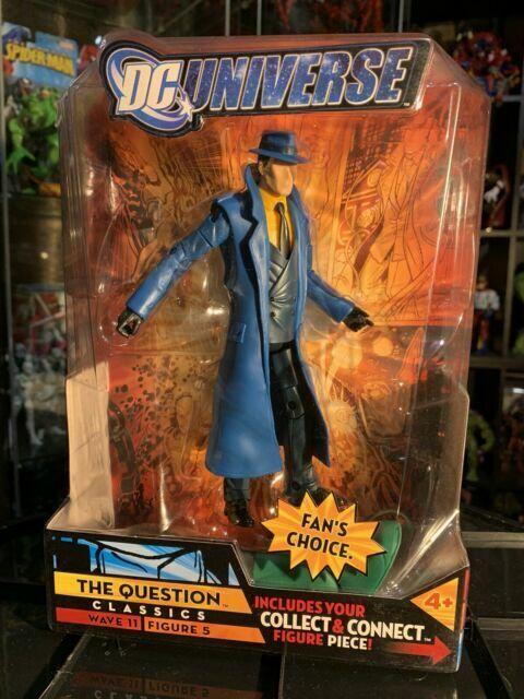 DC Universe Classics Kilowog Wave 11 JLA Justice League The Question DCUC