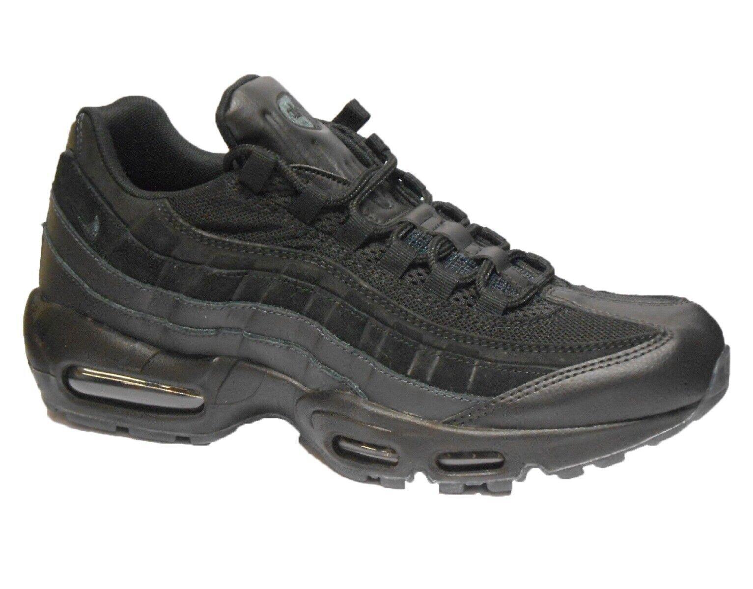 662cb8381e Nike Max 95 Running Zapatillas Número 8 9 black Hombre Air  ntifcr4036-Athletic Shoes
